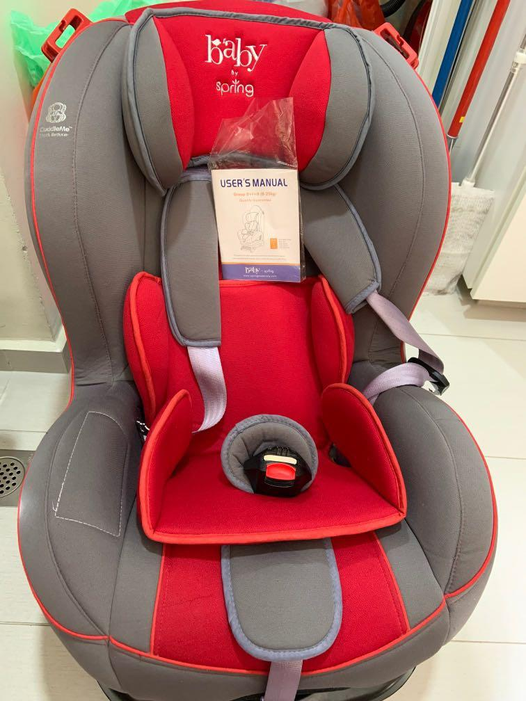 Preloved Baby Car Seat for sale