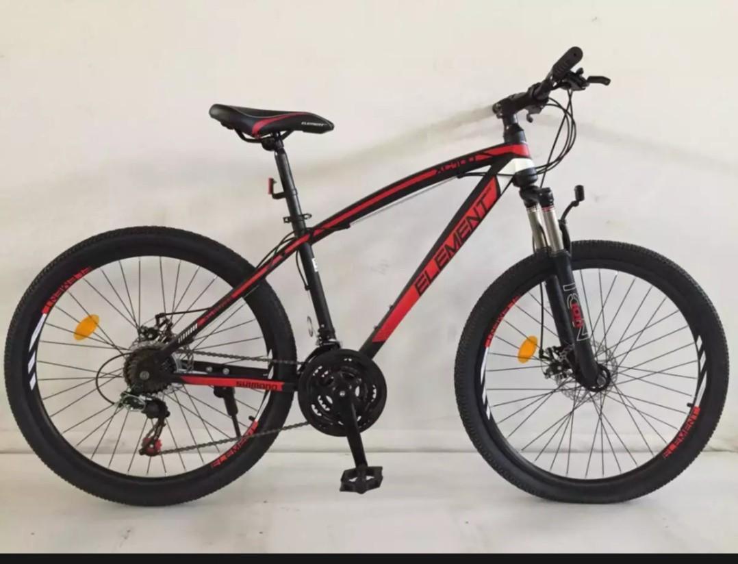 Sepeda Gunung MTB element XC 100 26Inch