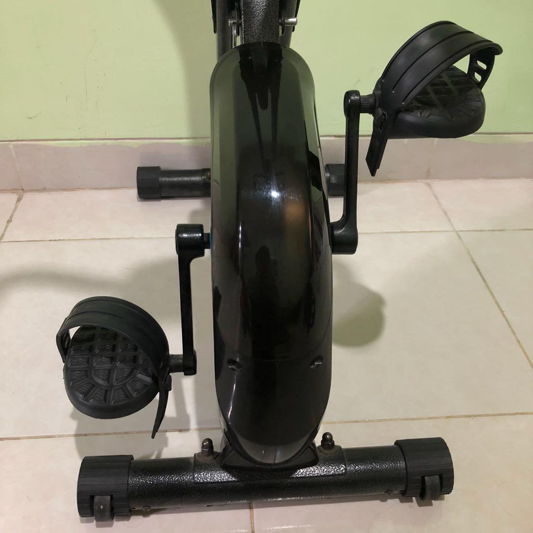 Sepeda Statis Lipat Berwyn