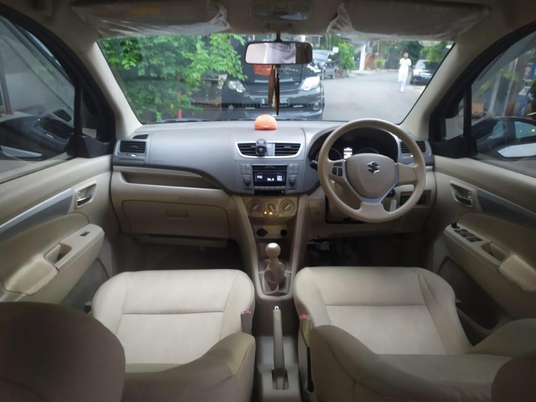 Suzuki Ertiga Diesel Hybrid 1.2Turbo 2017 Manual..Putih Metalik