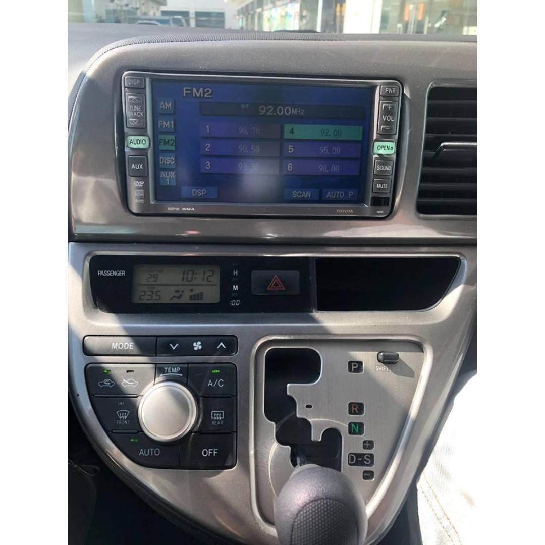 Toyota Wish - $500 Driveaway ! What are you waiting for ? @ 97396107