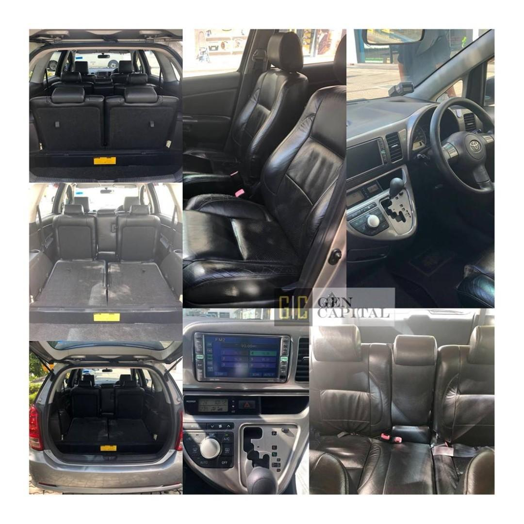 Toyota Wish - EXCELLENT CONDITION !!! IMMEDIATE COLLECTION @97396107