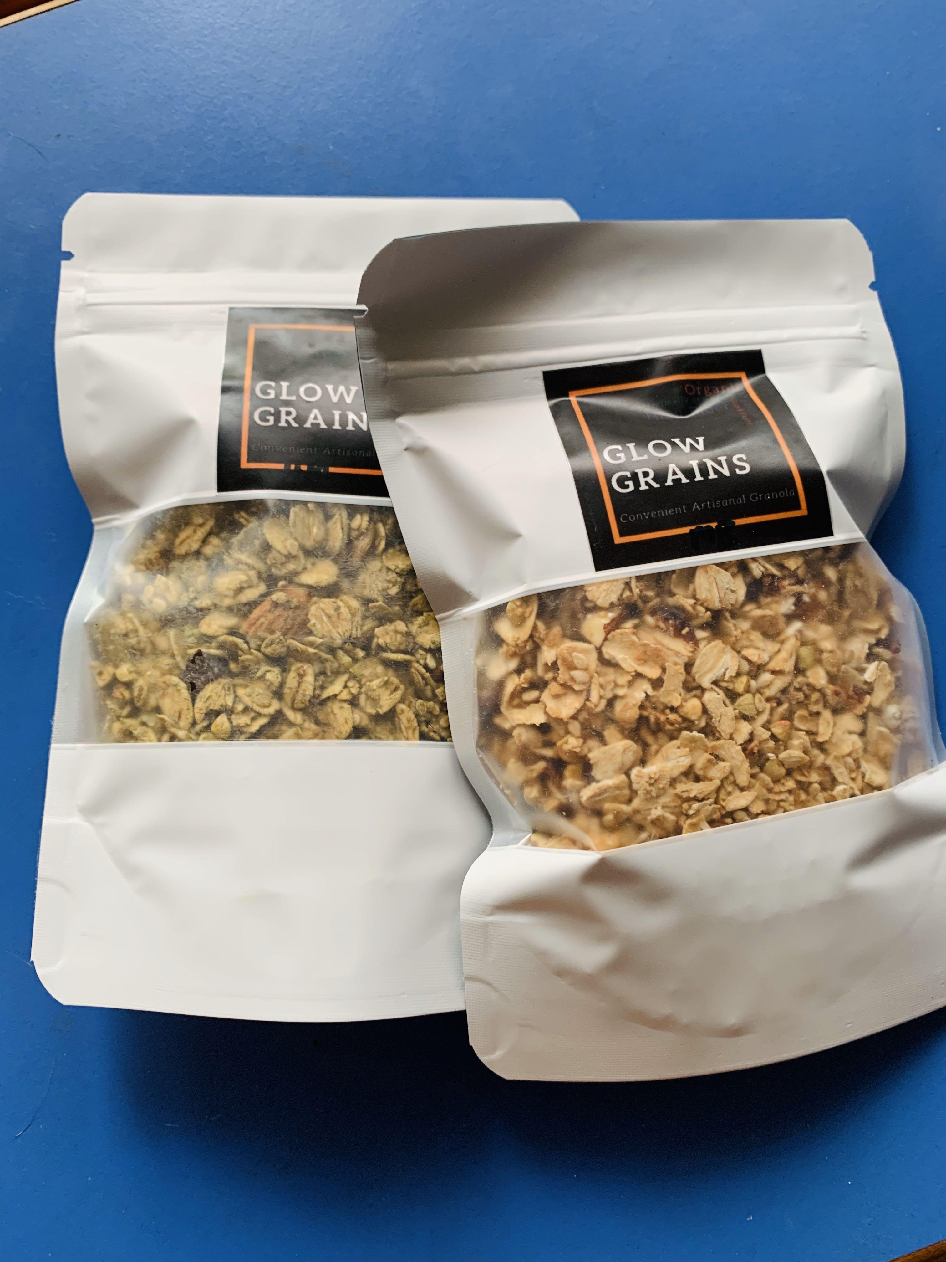 One for One! Glow Grains Granolas
