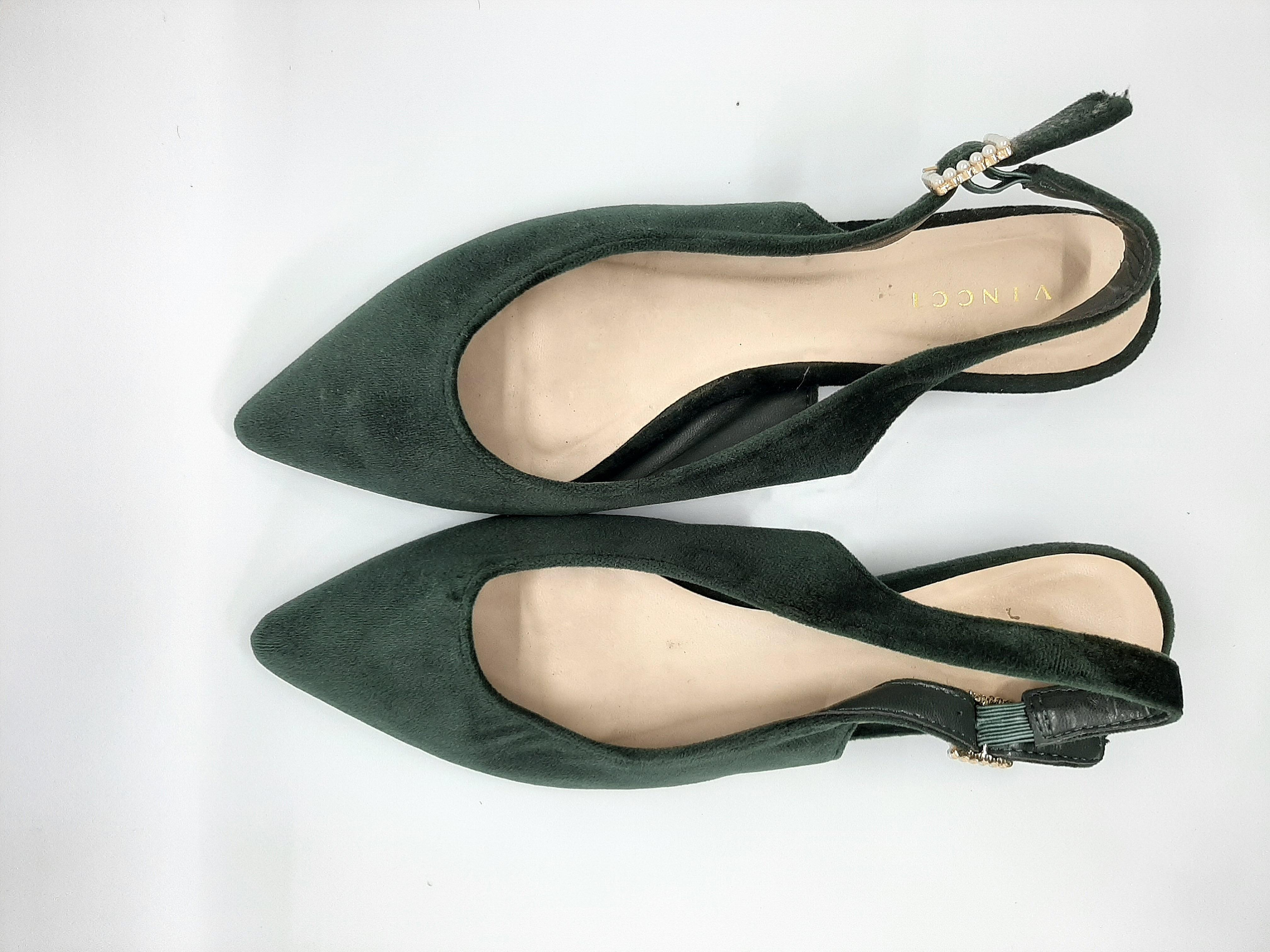 Vincci Shoes Emerald Green, Women's