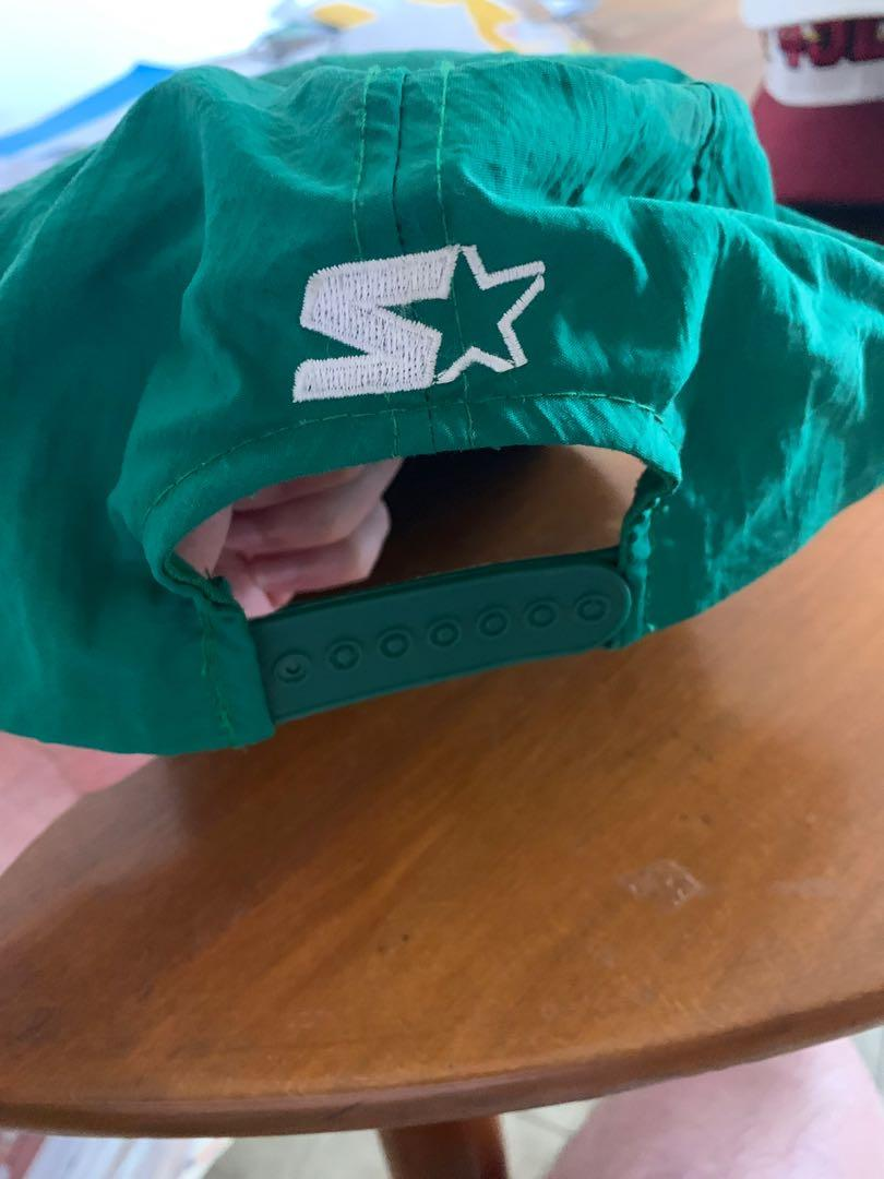 Vintage Starter Boston Celtics hat SnapBack 90s retro