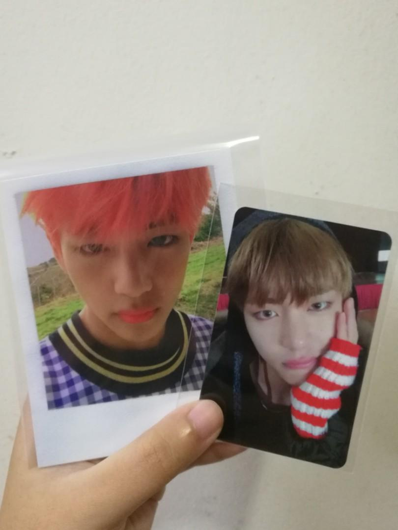 [WTS] BTS V/Taehyung Photocard/PC YNWA Young Forever OFFICIAL