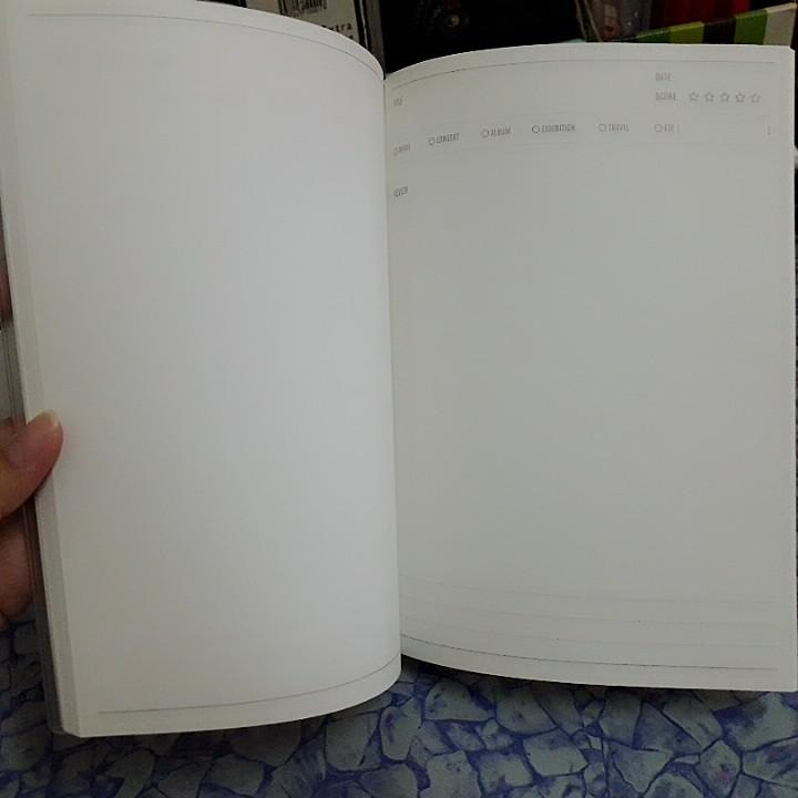 [WTS Only] BTS 6th term membership kit-Review Note