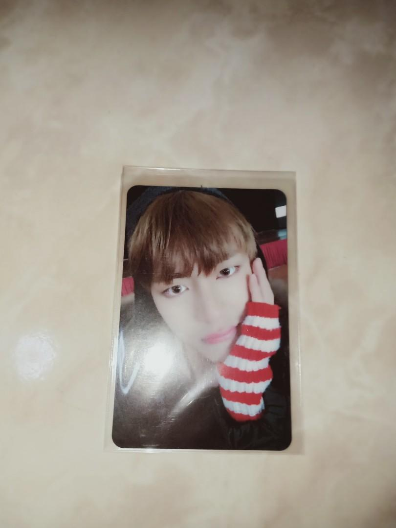 [WTT/WTS] BTS You Never Walk Alone Taehyung Official Photocard/Change to Jimin photocard