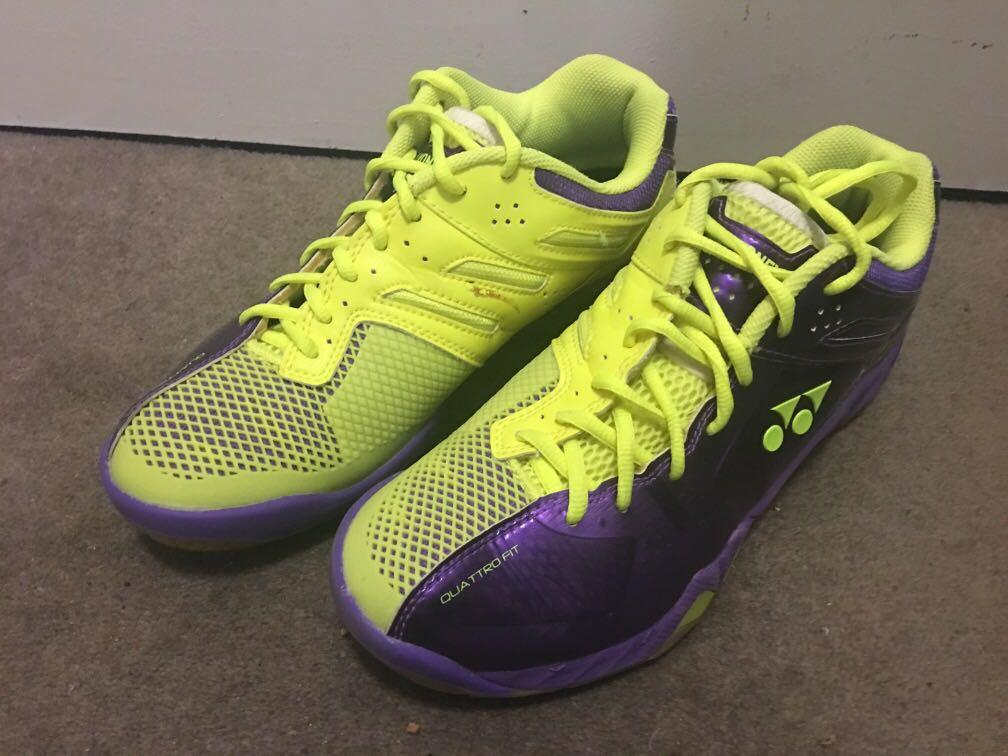 Yonex SHB 02 Limited Edition (SHB02LTD) Purple Yellow