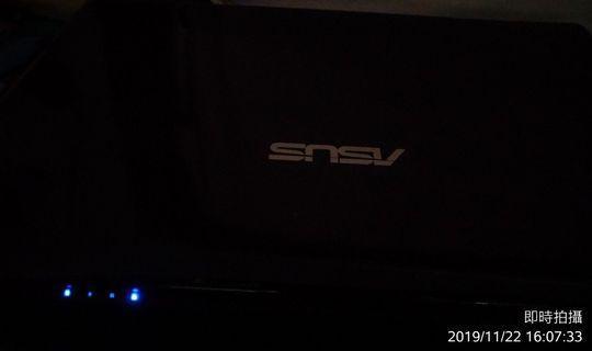 ASUS華碩 F80L T3200 3G 250G DVD 14吋筆電 【windows7】 (連接wifi即可上網亦可藍牙擴音) 觀看youtube
