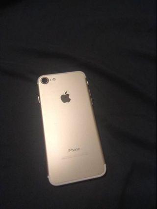 iphone 7 金色
