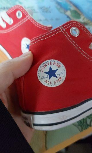 帆布鞋15cm  all star converse