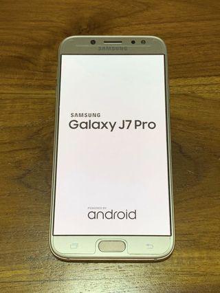 Samsung Galaxy J7 Pro - 32GB (Gold)