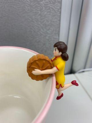 杯緣子小姐月餅