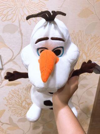 冰雪奇緣-雪寶