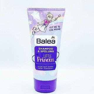 德國 魔法小公主 兒童洗髮精 洗髮護髮二合一 甜蜜果香味 200ml