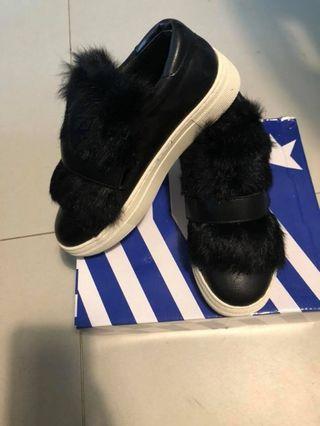 韓國簡約輕便鞋