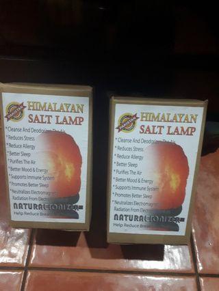 Himalayan Salt Lamp 3kgs+