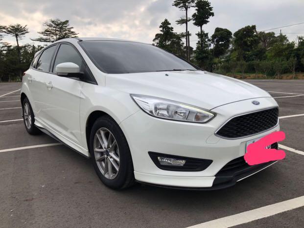 2018 Focus Mk3.5 1.5