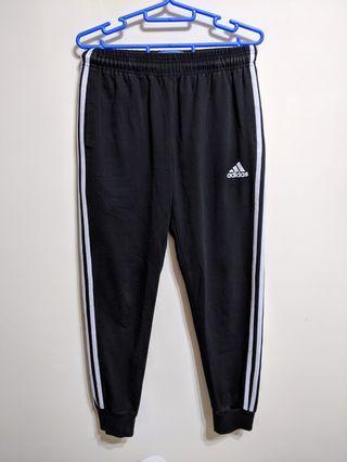 Adidas 三線縮口褲