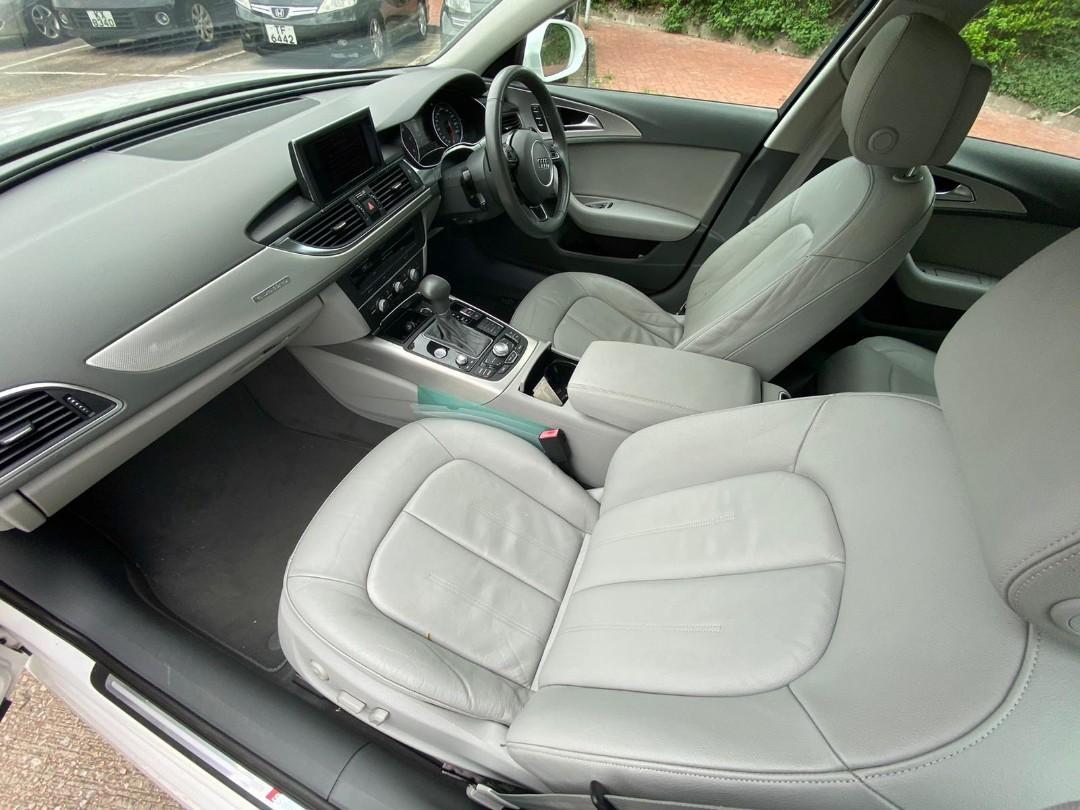 AUDI A6 3.0 V6 300ps  2012