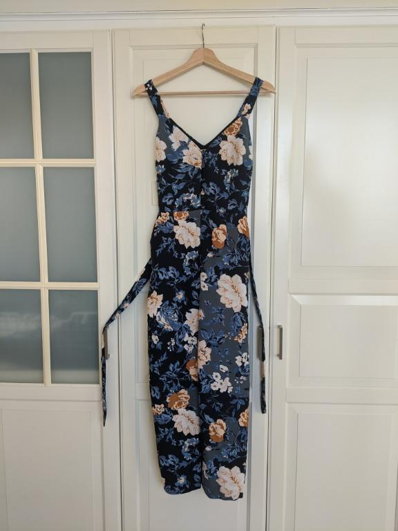 BNWT Aritzia Floral Jumpsuit (Little Moon) - Size 0