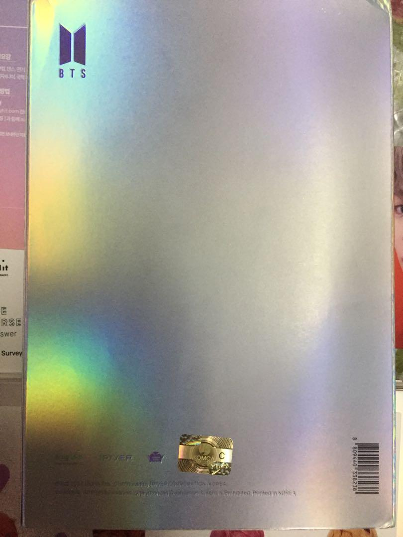 (WTS QUICKLY) BTS LOVE YOURSELF : ANSWER ( S VERSION)