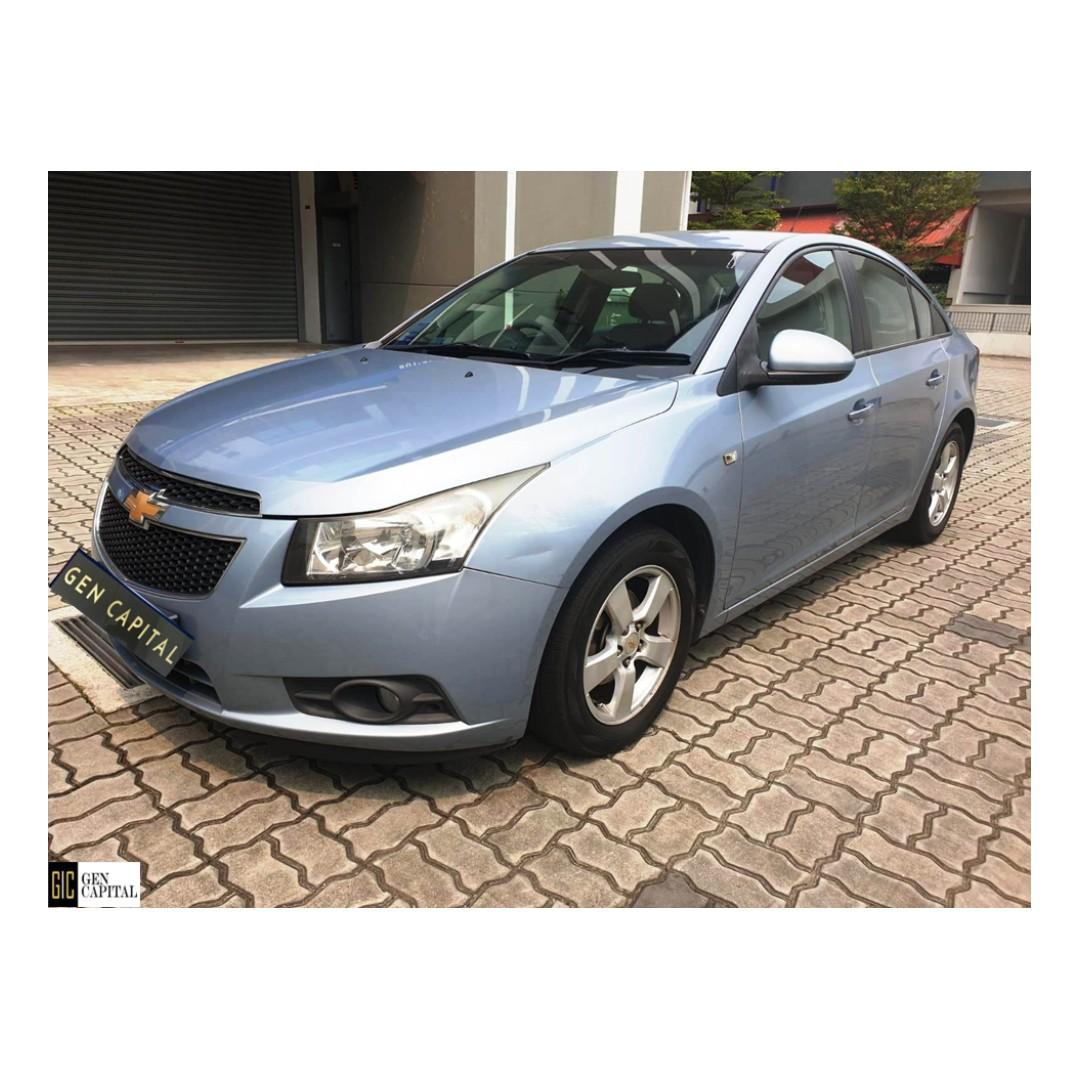 Chevrolet Cruze - Cheapest rates WITH FULL SUPPORT !!! @97396107