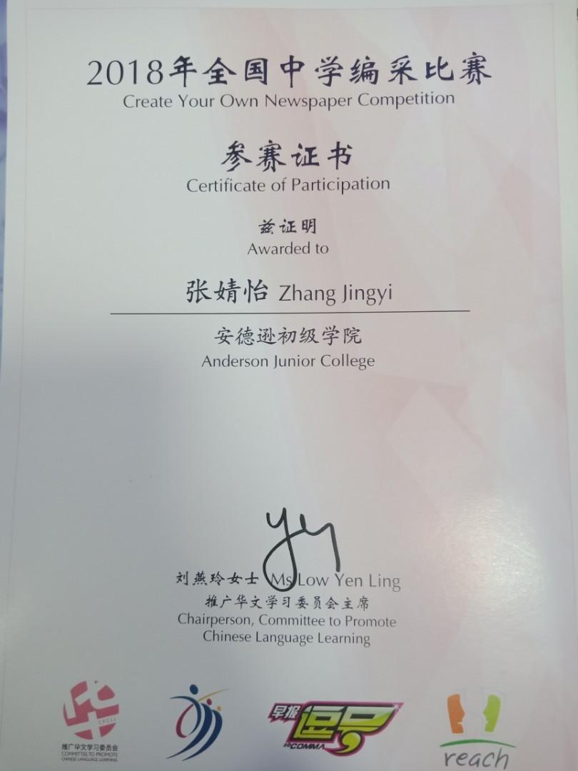 CHINESE 1 TO 1 TUITION FOR PRIMARY,LOWER/UPPER SEC STUDENTS