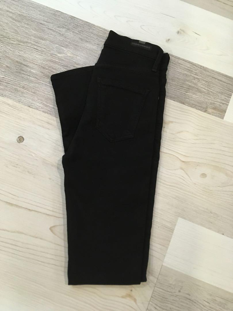 Citizens of Humanity Rocket high rise skinny size 24