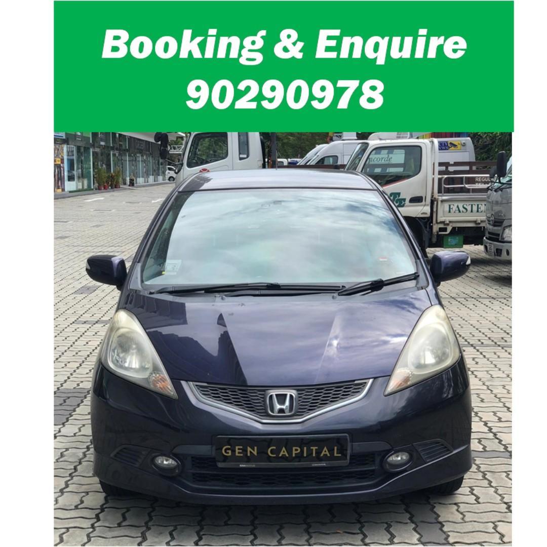 Honda Jazz 1.4A - Deposit Driveaway! Immediately! Whatsapp 90290978!