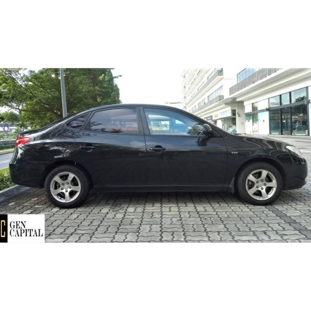 Hyundai Avante 1.6A - Deposit Driveaway!Immediately! Whatsapp 90290978!