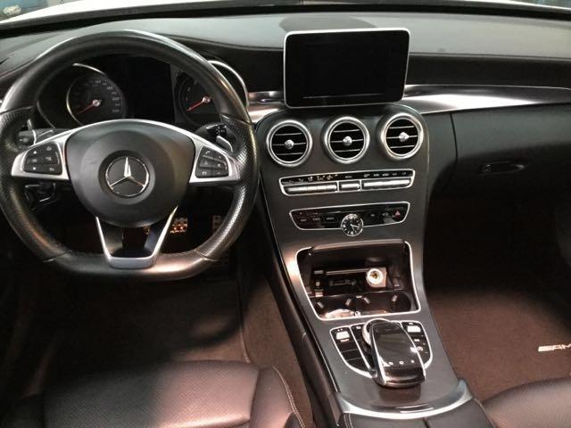 Jc car 2016年 BENZ C300 2.0L AMG 平方向盤 23p 柏林之音 低里程原版件一手車庫車 熱門轎跑