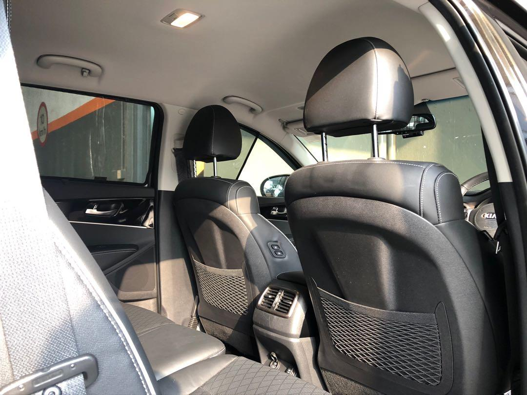 KIA Sorento GT Diesel Van