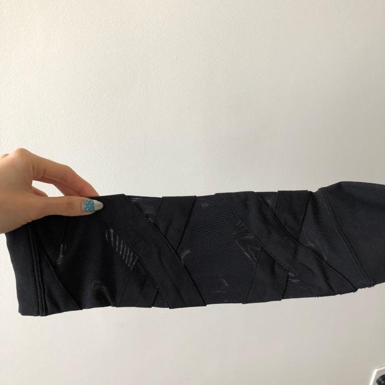 Lorna Jane Adorn Ankle Biter Tights (Aus Size XXS or 6)