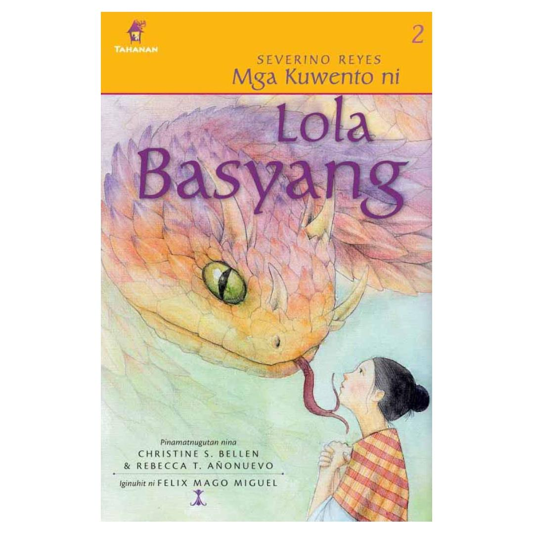 Mga Kuwento ni Lola Basyang Volume 2 | Filipino | Tahanan Books | Children's Book