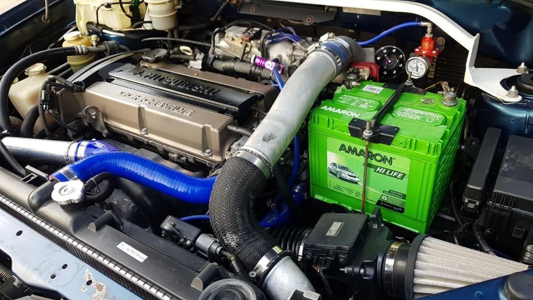 Mitsubishi Airtrek 2.0 Turbo (A)