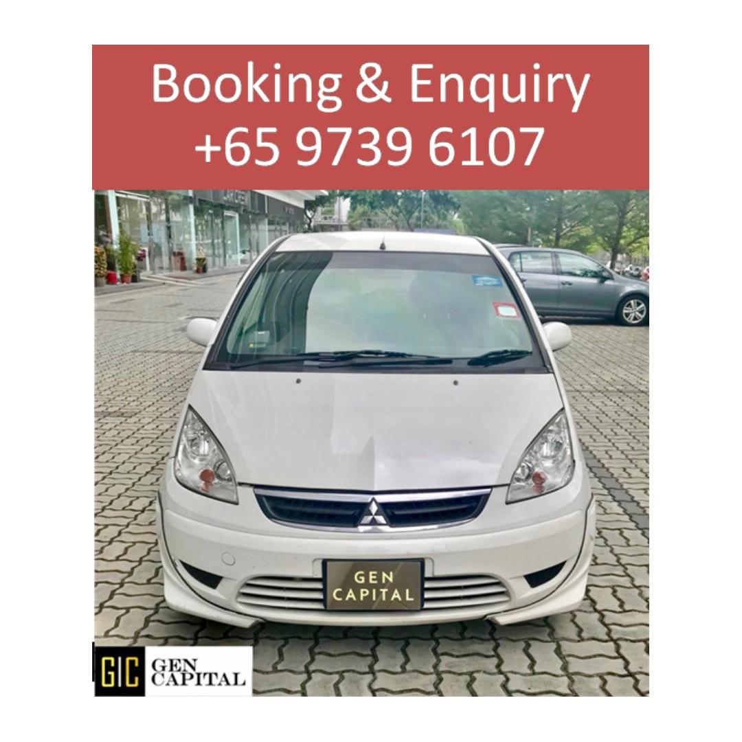 Mitsubishi COLTPLUS - HOT DEMAND CAR !! CHEAPEST RATES @ 97396107