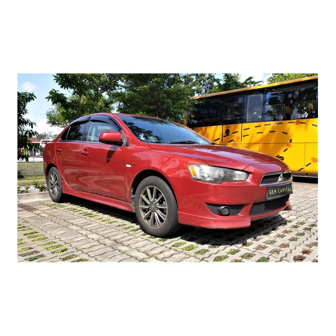 Mitsubishi Lancer EX - Cheapest rates with full support! Contact me now @ 97396107