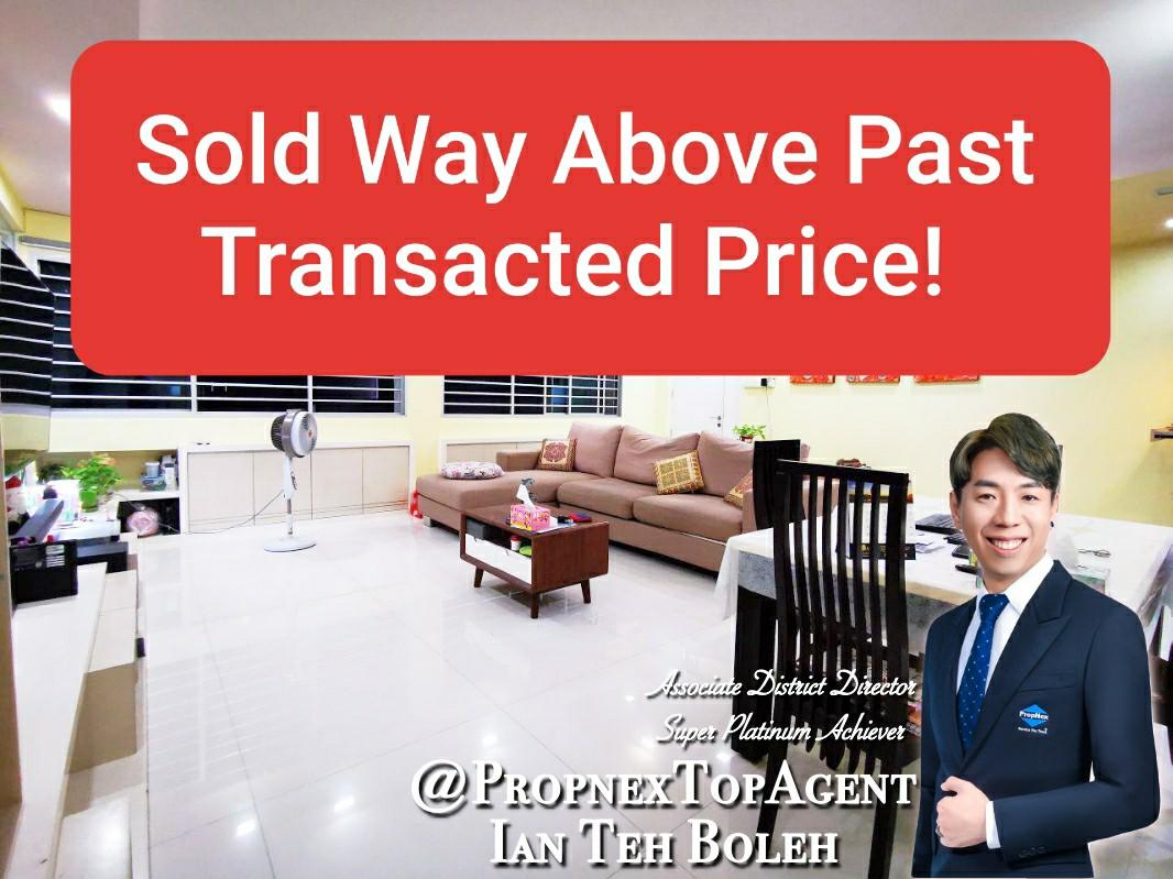 Must Sell! Walk to DTL MRT Only! Very high floor! Beautiful hse!