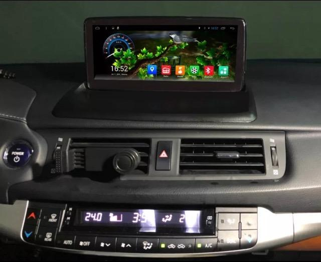 """NEW 10.25"""" inch 8.1 Android Deck for Lexus CT200h (2011-2017)"""