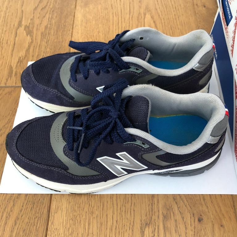 New Balance Navy Blue Sneakers (Size US 6/UK 4/EU 36.5/23cm)