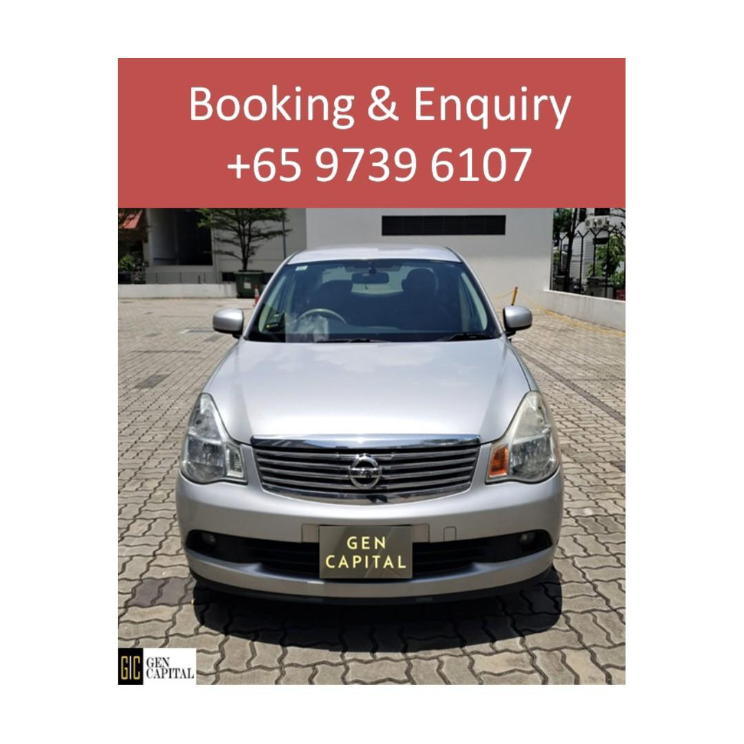 Nissan Sylphy - Anytime ! Any day! Your Decision!! Cheapest rates, full support! @97396107