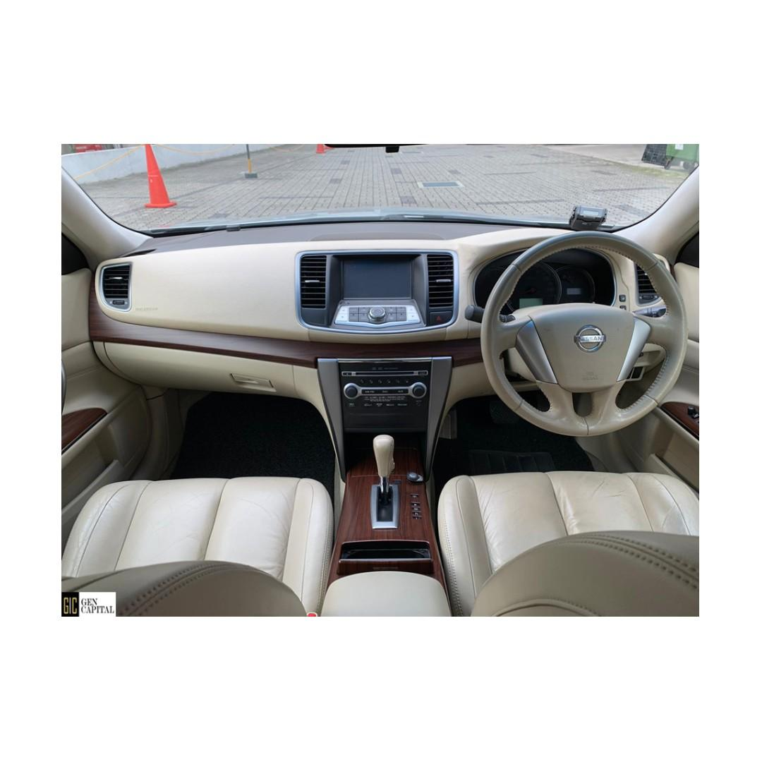 Nissan Teana - Cheapest rates WITH FULL SUPPORT @ 97396107