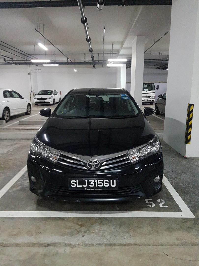 PHV Car For Rental This December