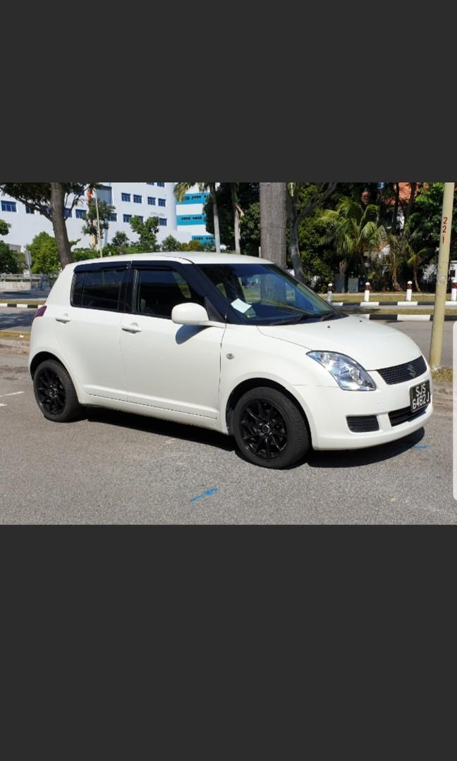 Promotion 350 weekly Suzuki Swift For Rent