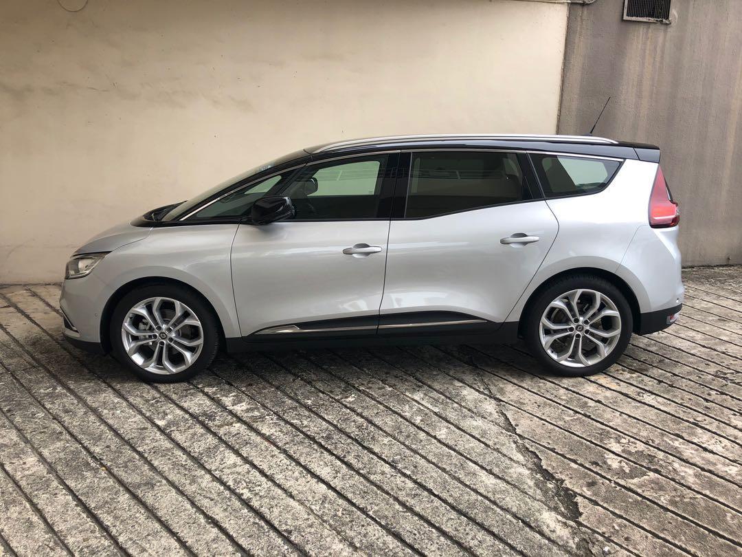Renault Grand Scenic (Diesel)
