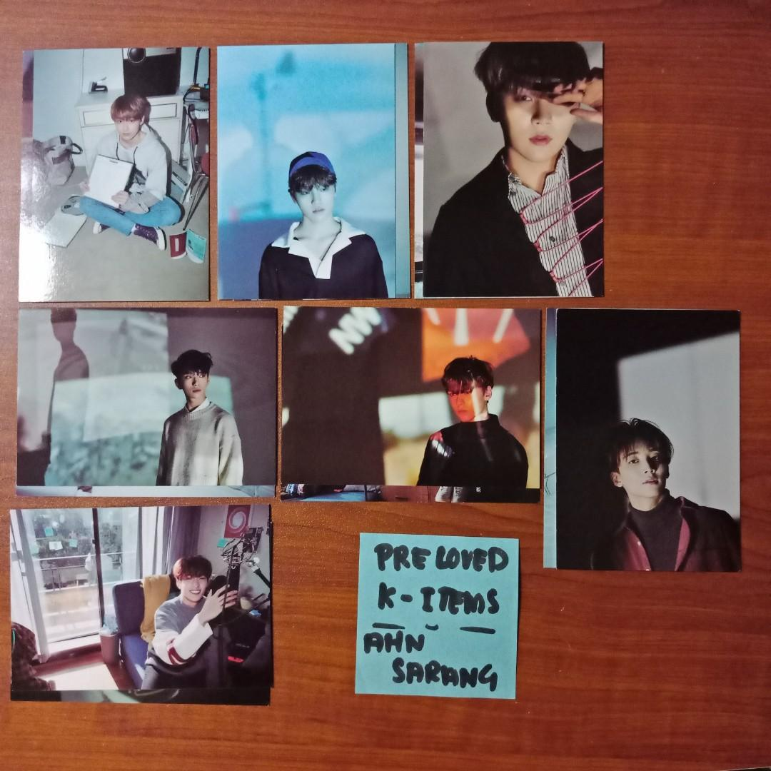 SEVENTEEN SVT ODE TO YOU OTY IDEAL CUT TRADING CARD