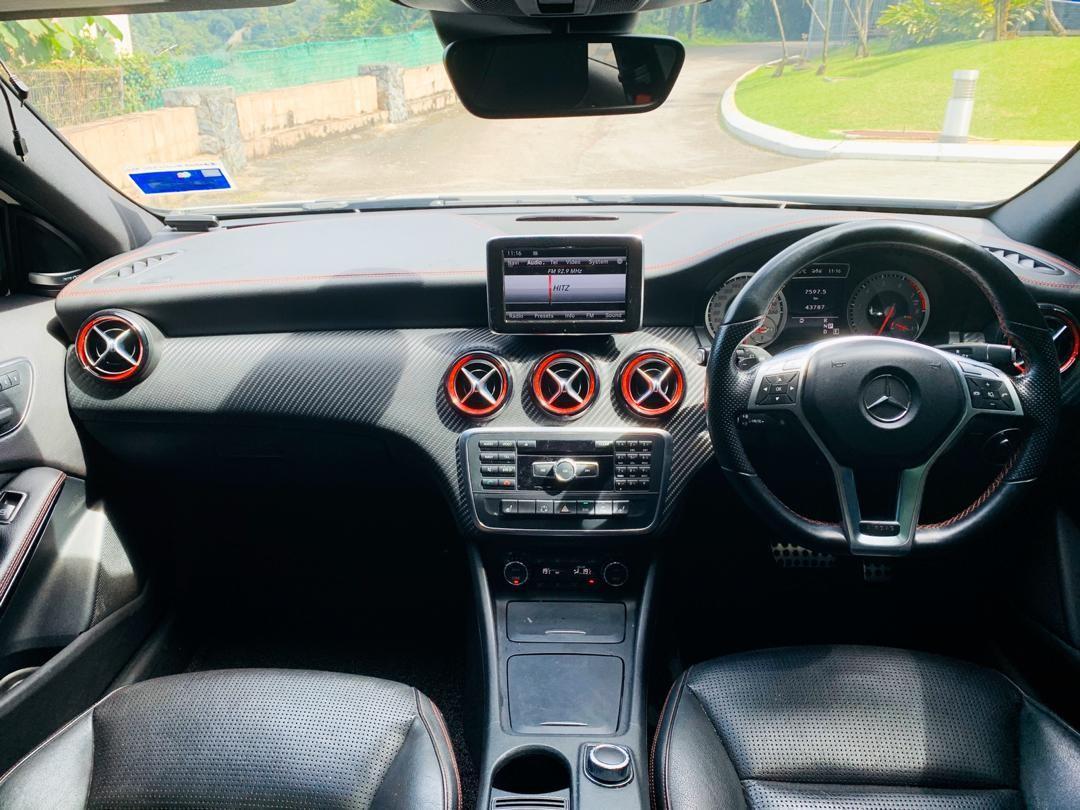 SEWA BELI>>MERCEDES BENZ A250 AMG SPORT 2013 / 2018