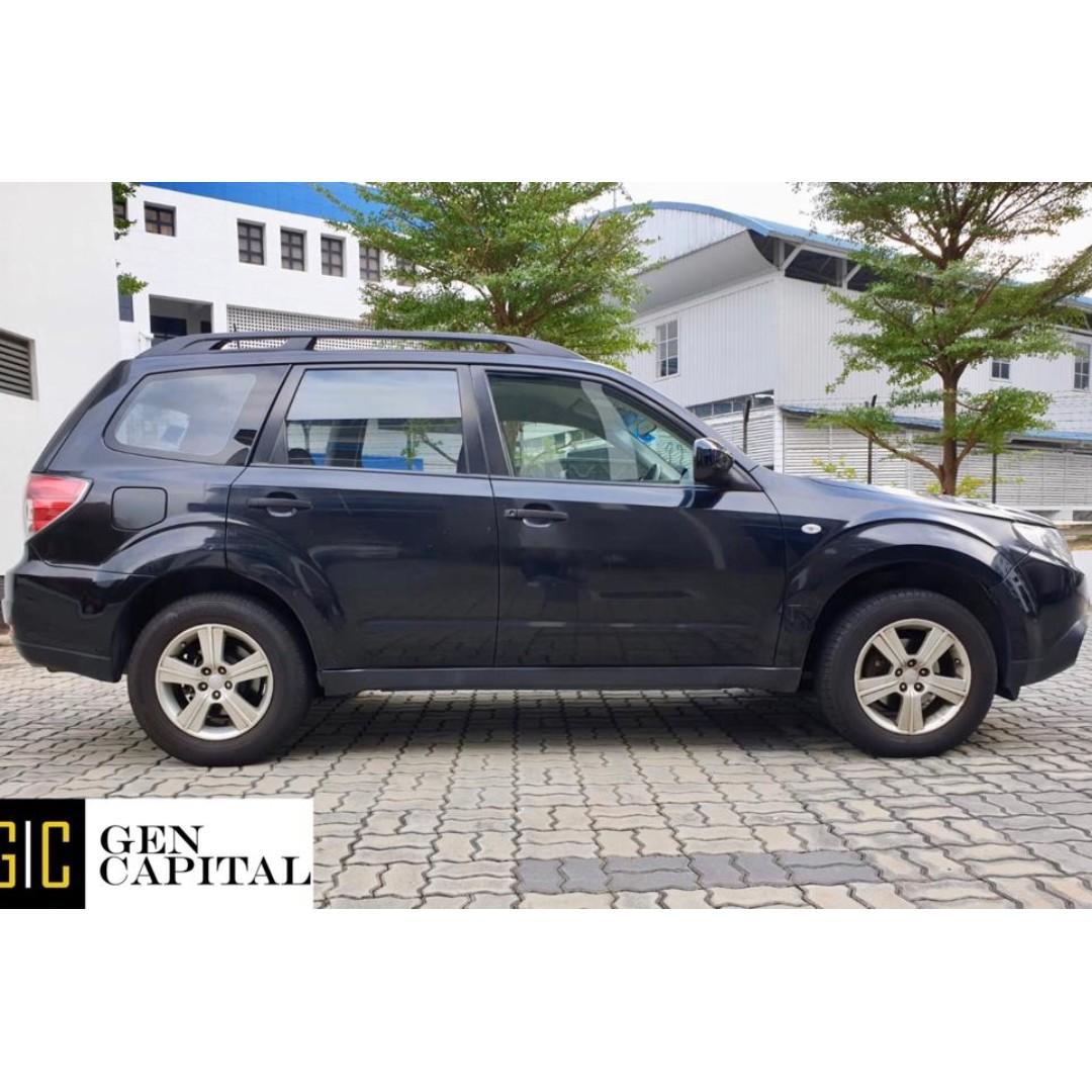 Subaru Forester - - Deposit Driveaway! Immediately! Whatsapp 90290978!